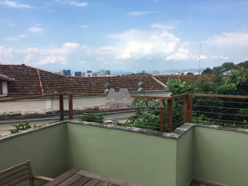 11 - Casa à venda Rua Aarão Reis,Santa Teresa, Rio de Janeiro - R$ 2.200.000 - NFCA40032 - 22