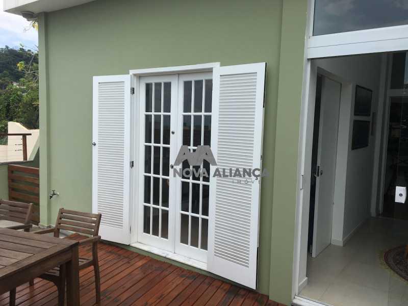 12 - Casa à venda Rua Aarão Reis,Santa Teresa, Rio de Janeiro - R$ 2.200.000 - NFCA40032 - 20