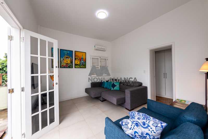 14 - Casa à venda Rua Aarão Reis,Santa Teresa, Rio de Janeiro - R$ 2.200.000 - NFCA40032 - 13