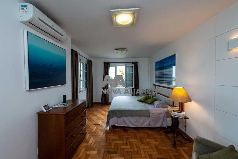 17 - Casa à venda Rua Aarão Reis,Santa Teresa, Rio de Janeiro - R$ 2.200.000 - NFCA40032 - 16
