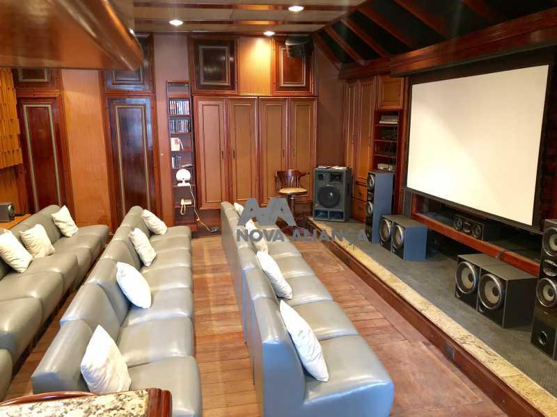 BAAC4F96-9FF4-448F-9A70-A1A2D1 - Casa à venda Rua Cosme Velho,Cosme Velho, Rio de Janeiro - R$ 6.500.000 - NSCA40005 - 9
