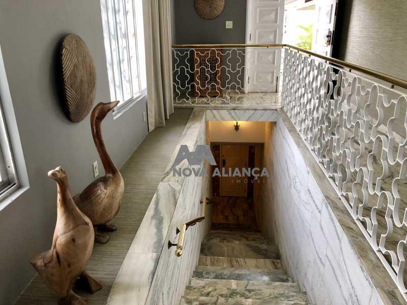9BEE5F59-3409-4D16-97EE-1E97BB - Casa à venda Rua Cosme Velho,Cosme Velho, Rio de Janeiro - R$ 6.500.000 - NSCA40005 - 5