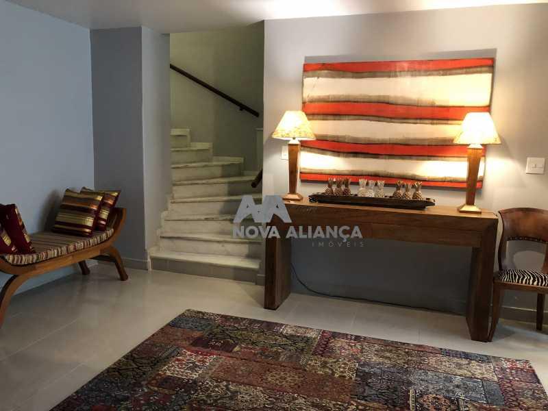 5FC0DA15-6CA5-4122-B934-CE2585 - Casa à venda Rua Cosme Velho,Cosme Velho, Rio de Janeiro - R$ 6.500.000 - NSCA40005 - 6
