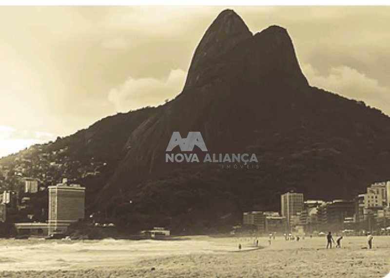 foto01 - Cobertura à venda Avenida Bartolomeu Mitre,Leblon, Rio de Janeiro - R$ 4.861.791 - NICO40090 - 6