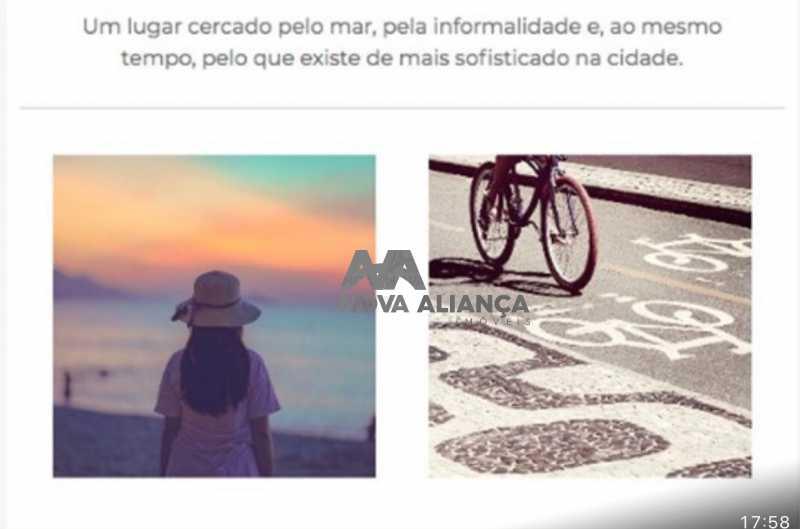 WhatsApp Image 2018-11-20 at 1 - Cobertura à venda Avenida Bartolomeu Mitre,Leblon, Rio de Janeiro - R$ 4.861.791 - NICO40090 - 7