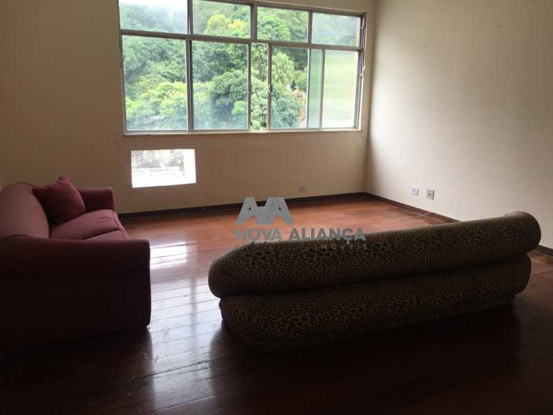 3d7ba54e-7884-40a9-960c-ed6be4 - Apartamento à venda Praça São Judas Tadeu,Cosme Velho, Rio de Janeiro - R$ 990.000 - NFAP30966 - 3