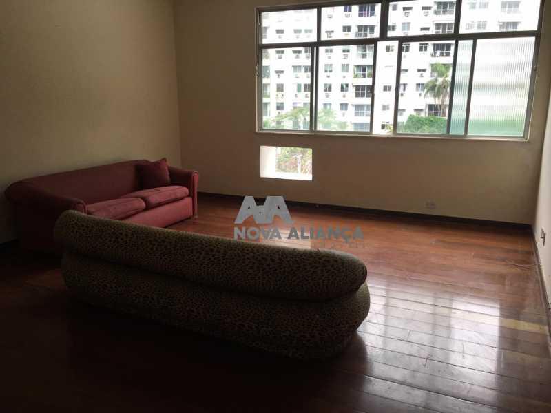 27812cf1-590a-43bb-bf29-c44b05 - Apartamento à venda Praça São Judas Tadeu,Cosme Velho, Rio de Janeiro - R$ 990.000 - NFAP30966 - 5
