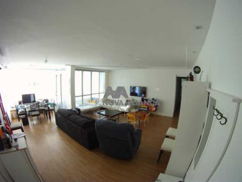 Ap. Sãp Conrado 05 - Apartamento à venda Estrada da Gávea,São Conrado, Rio de Janeiro - R$ 1.000.000 - NBAP31461 - 1