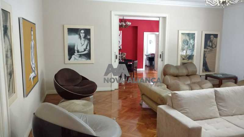 4 QUARTOS - FLAMENGO  - Apartamento À Venda - Flamengo - Rio de Janeiro - RJ - NBAP40257 - 1