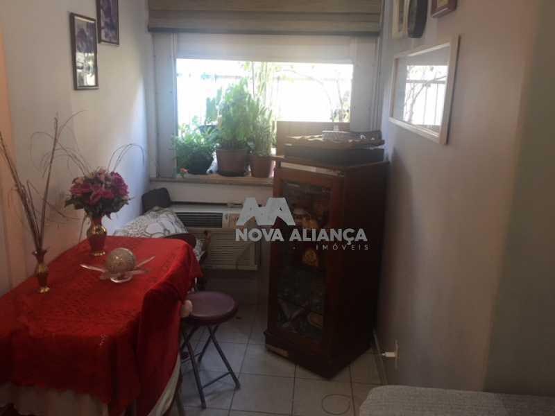 13656_G1532967553 - Kitnet/Conjugado 25m² à venda Rua Camuirano,Botafogo, Rio de Janeiro - R$ 300.000 - NBKI00120 - 1