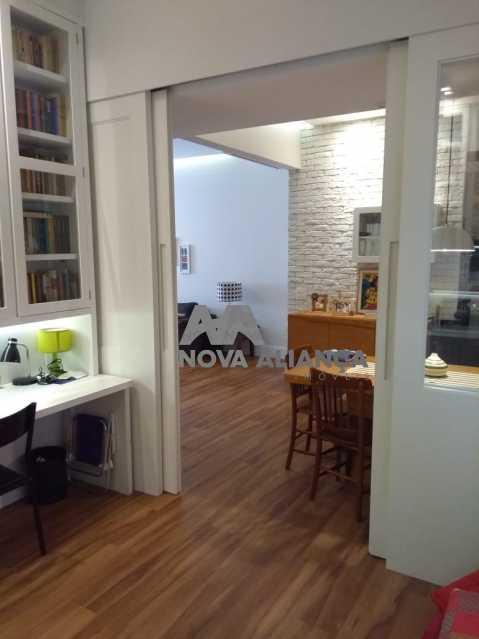 RSF - Apartamento À Venda - Leblon - Rio de Janeiro - RJ - NSAP31010 - 13