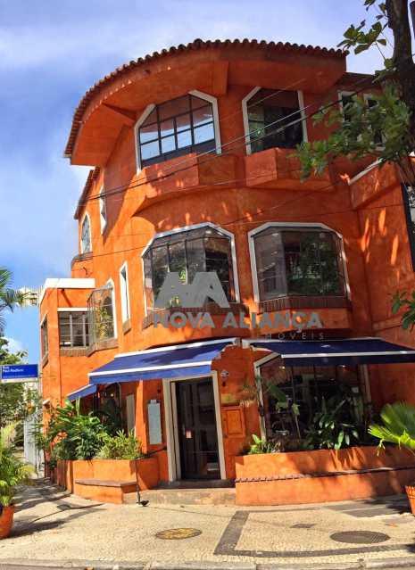 IMG_0891. - Casa Comercial 300m² à venda Rua Paul Redfern,Ipanema, Rio de Janeiro - R$ 4.500.000 - NICC00004 - 4