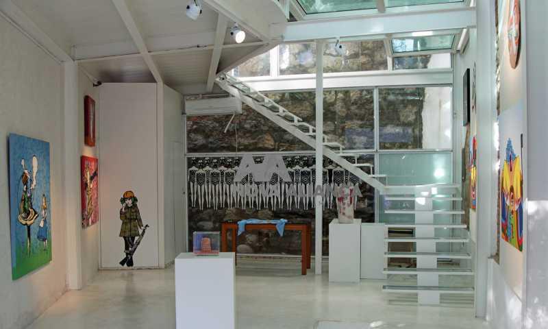 Galeria Anexo 6 - Casa Comercial 220m² à venda Rua Paschoal Carlos Magno,Santa Teresa, Rio de Janeiro - R$ 2.800.000 - NBCC50002 - 1