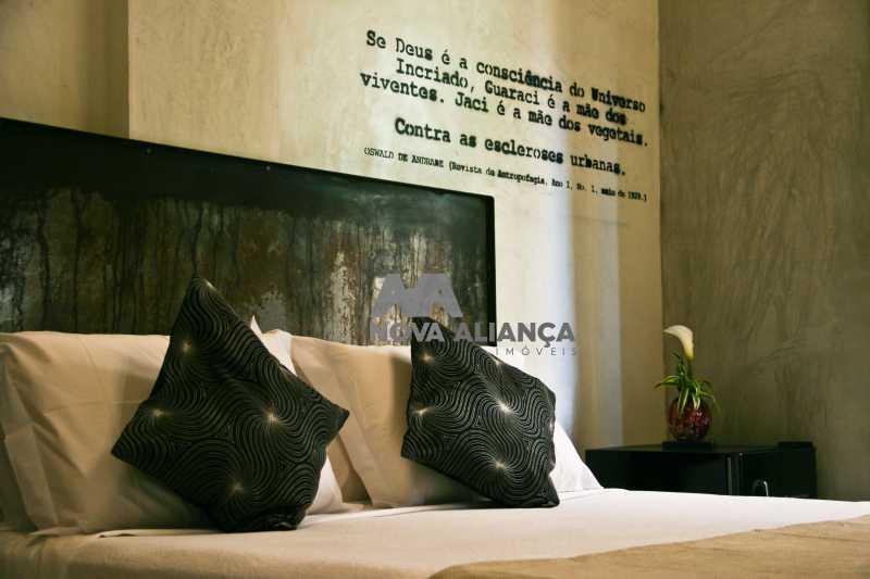 galeria jpg alta-104 - Casa Comercial 220m² à venda Rua Paschoal Carlos Magno,Santa Teresa, Rio de Janeiro - R$ 2.800.000 - NBCC50002 - 3
