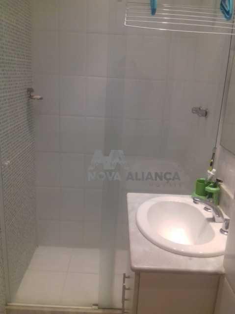 BANJEIRO - Apartamento à venda Rua Cândido Mendes,Glória, Rio de Janeiro - R$ 360.000 - NBAP10724 - 17