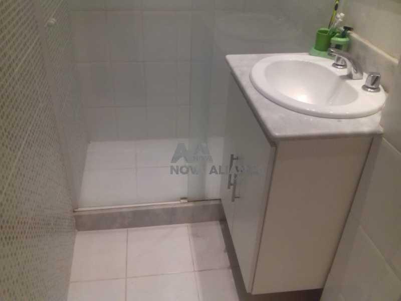 BH SOCIAL1 - Apartamento à venda Rua Cândido Mendes,Glória, Rio de Janeiro - R$ 360.000 - NBAP10724 - 19