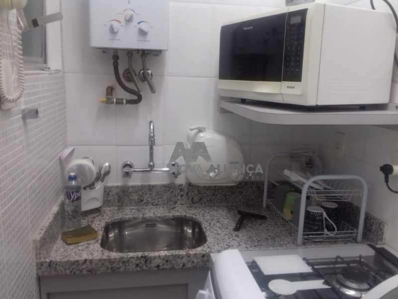 COZINHA 1 - Apartamento à venda Rua Cândido Mendes,Glória, Rio de Janeiro - R$ 360.000 - NBAP10724 - 21