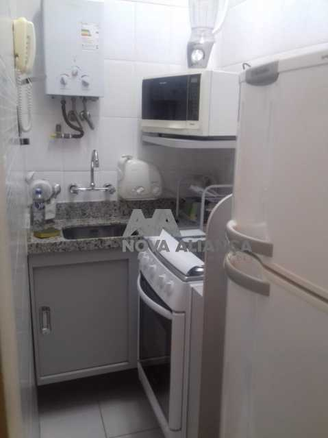 COZINHA 8 - Apartamento à venda Rua Cândido Mendes,Glória, Rio de Janeiro - R$ 360.000 - NBAP10724 - 22