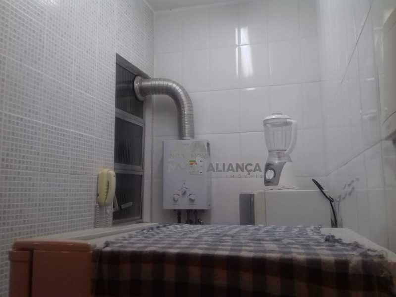 COZINHA 9 - Apartamento à venda Rua Cândido Mendes,Glória, Rio de Janeiro - R$ 360.000 - NBAP10724 - 24