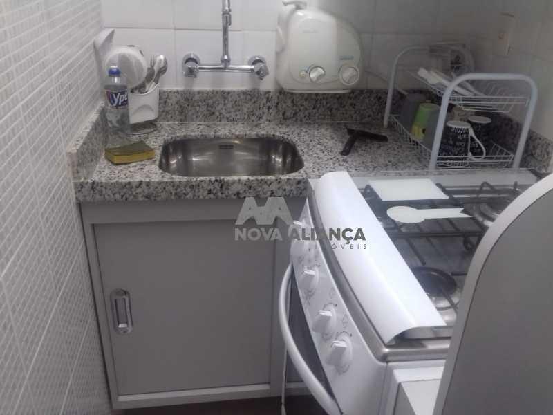 COZINHA - Apartamento à venda Rua Cândido Mendes,Glória, Rio de Janeiro - R$ 360.000 - NBAP10724 - 23