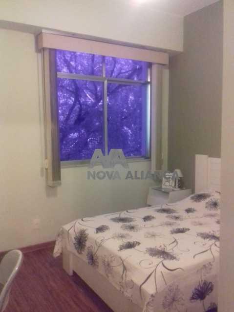 QUARTO - Apartamento à venda Rua Cândido Mendes,Glória, Rio de Janeiro - R$ 360.000 - NBAP10724 - 7