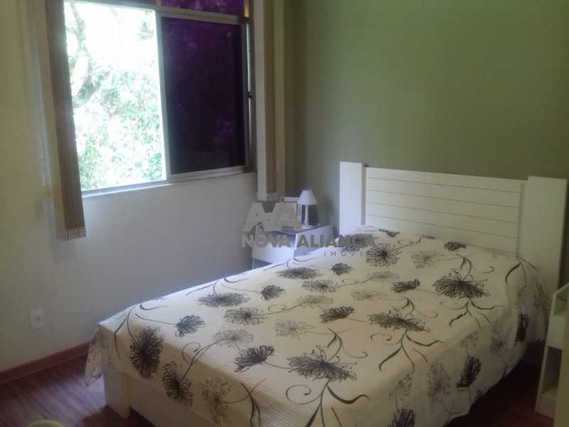 QUARTO5 - Apartamento à venda Rua Cândido Mendes,Glória, Rio de Janeiro - R$ 360.000 - NBAP10724 - 9