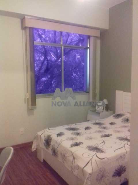 QUARTO8 - Apartamento à venda Rua Cândido Mendes,Glória, Rio de Janeiro - R$ 360.000 - NBAP10724 - 10