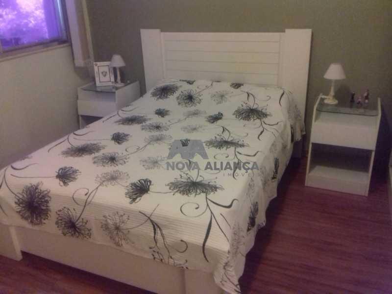 QUARTO10 - Apartamento à venda Rua Cândido Mendes,Glória, Rio de Janeiro - R$ 360.000 - NBAP10724 - 11