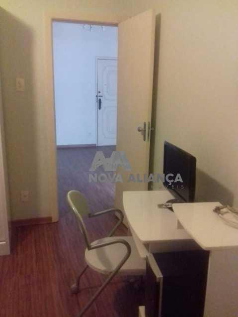 QUARTO113 - Apartamento à venda Rua Cândido Mendes,Glória, Rio de Janeiro - R$ 360.000 - NBAP10724 - 15