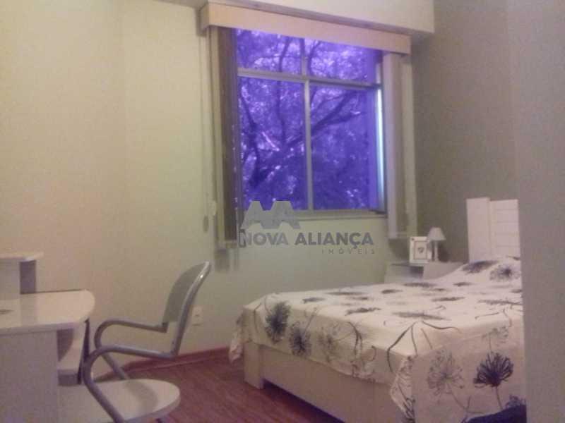 QUARTO1110 - Apartamento à venda Rua Cândido Mendes,Glória, Rio de Janeiro - R$ 360.000 - NBAP10724 - 13