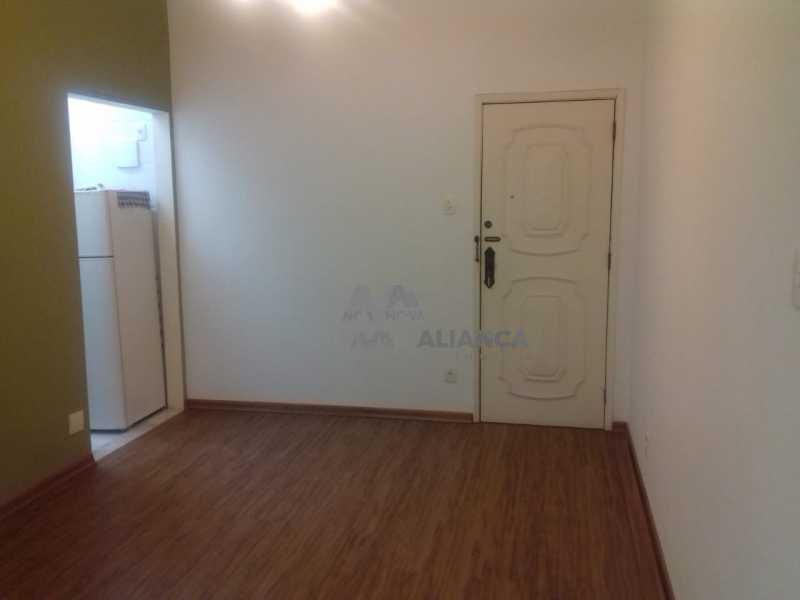 SALA - Apartamento à venda Rua Cândido Mendes,Glória, Rio de Janeiro - R$ 360.000 - NBAP10724 - 3