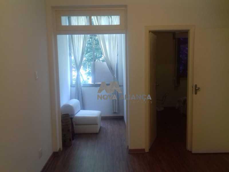 SALA2 - Apartamento à venda Rua Cândido Mendes,Glória, Rio de Janeiro - R$ 360.000 - NBAP10724 - 5