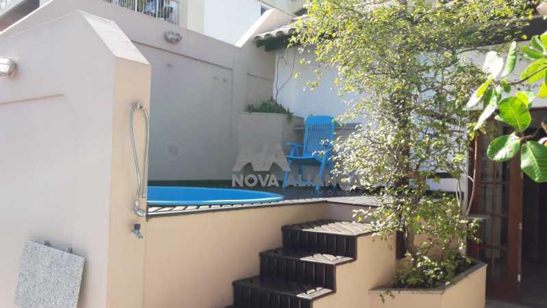0d47b81d-7e91-4bab-88fe-e548ea - Cobertura à venda Rua Desembargador Burle,Humaitá, Rio de Janeiro - R$ 2.480.000 - NFCO30045 - 1