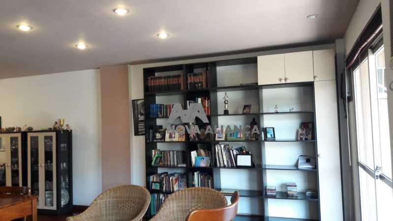 4f8e32fe-17b7-446c-93d8-3ec061 - Cobertura à venda Rua Desembargador Burle,Humaitá, Rio de Janeiro - R$ 2.480.000 - NFCO30045 - 8