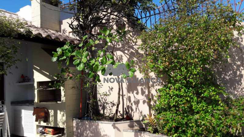 9bbb8e5b-e36a-4970-82ae-2e9018 - Cobertura à venda Rua Desembargador Burle,Humaitá, Rio de Janeiro - R$ 2.480.000 - NFCO30045 - 4