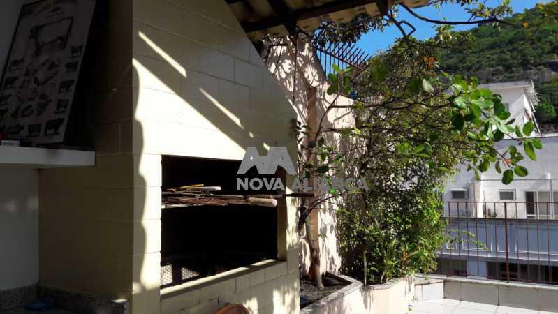 07869a30-e180-4206-aec8-35b0ce - Cobertura à venda Rua Desembargador Burle,Humaitá, Rio de Janeiro - R$ 2.480.000 - NFCO30045 - 22