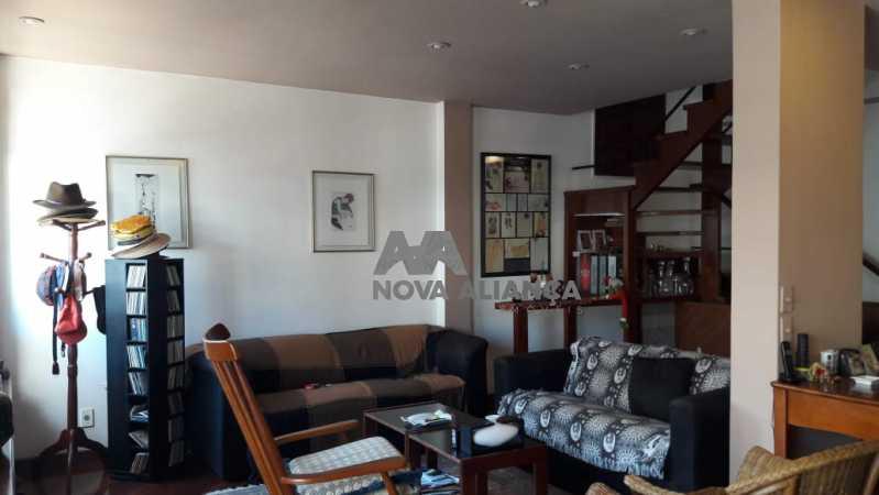c080ff61-5577-45bd-b822-8a33e2 - Cobertura à venda Rua Desembargador Burle,Humaitá, Rio de Janeiro - R$ 2.480.000 - NFCO30045 - 5