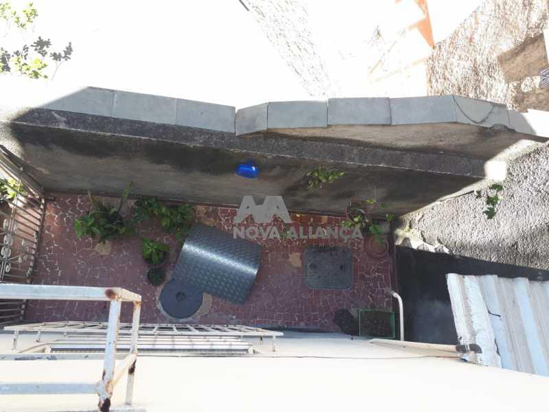 07d4566b-c754-42fb-92d9-6e4285 - Casa de Vila à venda Rua Barão do Bom Retiro,Engenho Novo, Rio de Janeiro - R$ 420.000 - NTCV30029 - 22