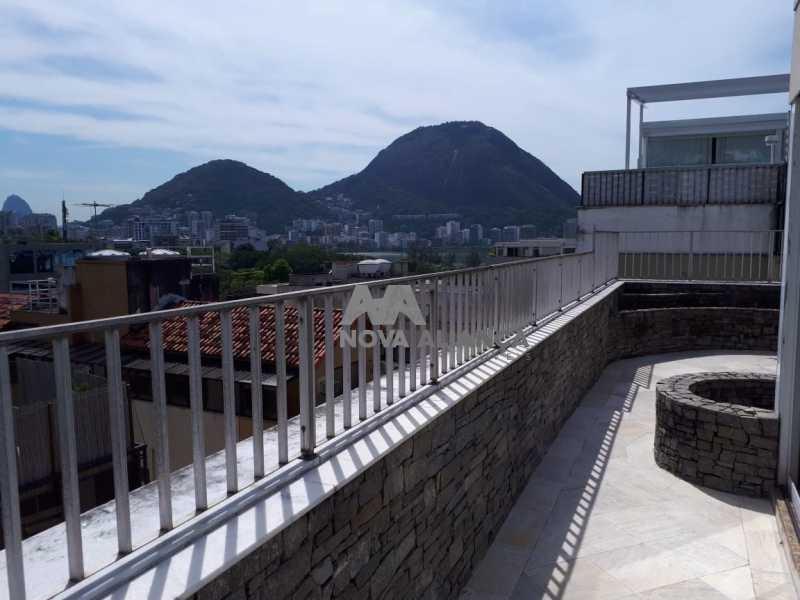 WhatsApp Image 2019-01-23 at 1 - Cobertura à venda Rua Conde Afonso Celso,Jardim Botânico, Rio de Janeiro - R$ 3.200.000 - NICO40094 - 4