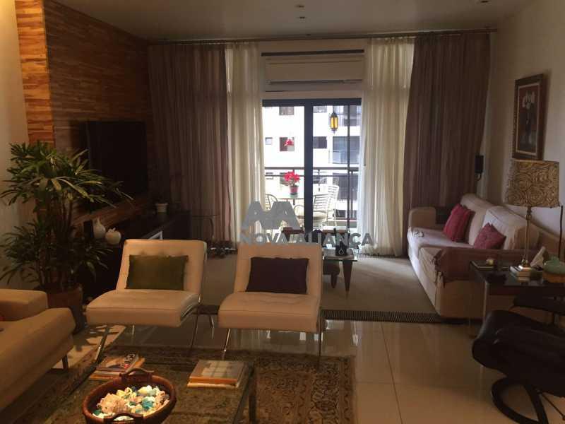 WhatsApp Image 2019-01-27 at 1 - Apartamento à venda Avenida Prefeito Dulcídio Cardoso,Barra da Tijuca, Rio de Janeiro - R$ 1.890.000 - NBAP40268 - 6