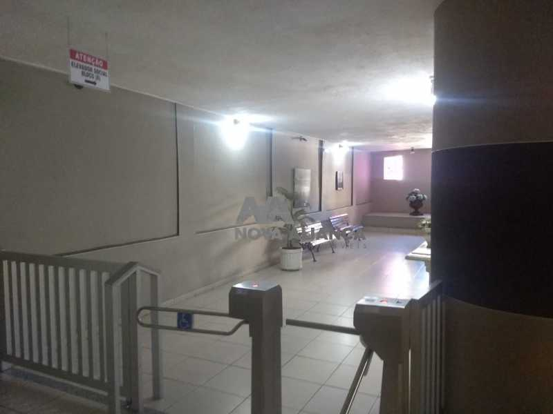 8. - Apartamento à venda Rua das Laranjeiras,Laranjeiras, Rio de Janeiro - R$ 315.000 - NBAP00424 - 8