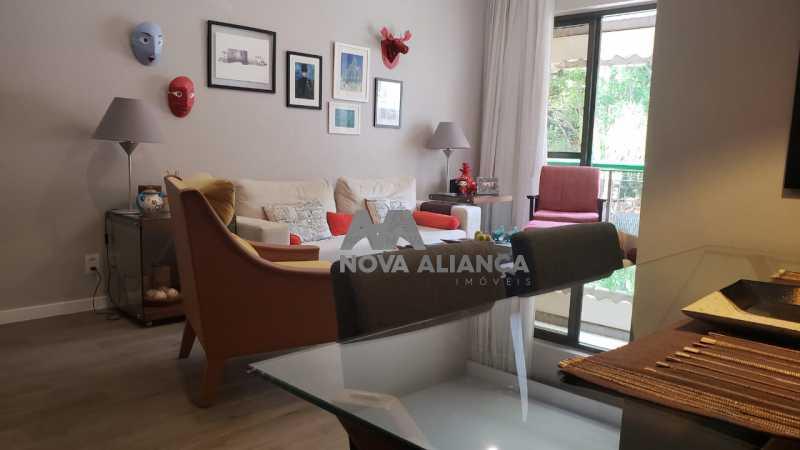 WhatsApp Image 2019-01-29 at 1 - Apartamento 3 quartos à venda Botafogo, Rio de Janeiro - R$ 939.000 - NSAP31055 - 1