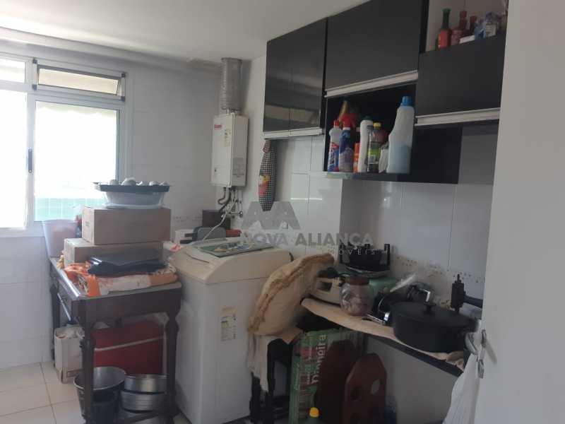 2069a6f1-db4e-477d-85f9-7cd0ed - Cobertura à venda Estrada do Pontal,Recreio dos Bandeirantes, Rio de Janeiro - R$ 1.650.000 - NSCO20031 - 20