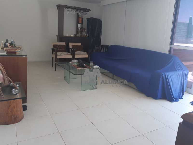 41886cad-f539-4160-b4e4-7870af - Cobertura à venda Estrada do Pontal,Recreio dos Bandeirantes, Rio de Janeiro - R$ 1.650.000 - NSCO20031 - 9