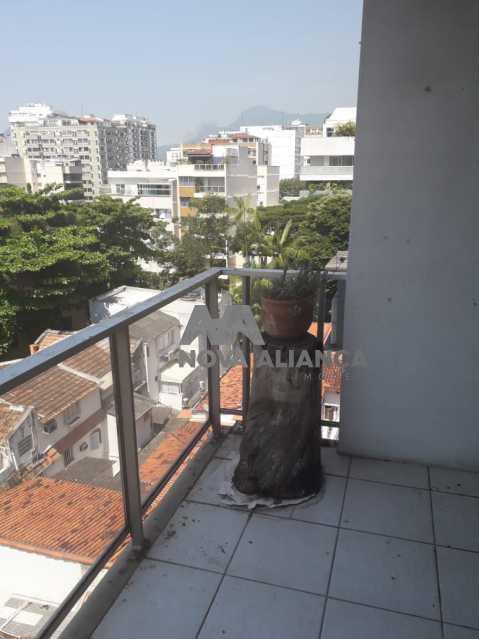 dwar - Cobertura à venda Rua Professor Saldanha,Lagoa, Rio de Janeiro - R$ 2.580.000 - NBCO30159 - 8