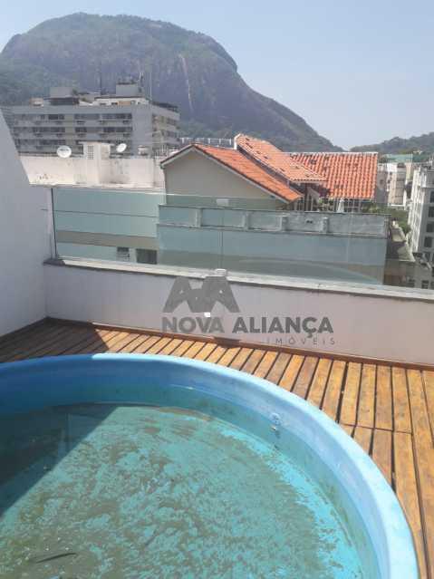 FGHGFNM - Cobertura à venda Rua Professor Saldanha,Lagoa, Rio de Janeiro - R$ 2.580.000 - NBCO30159 - 4