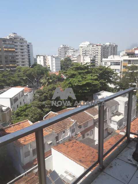 fwf - Cobertura à venda Rua Professor Saldanha,Lagoa, Rio de Janeiro - R$ 2.580.000 - NBCO30159 - 10