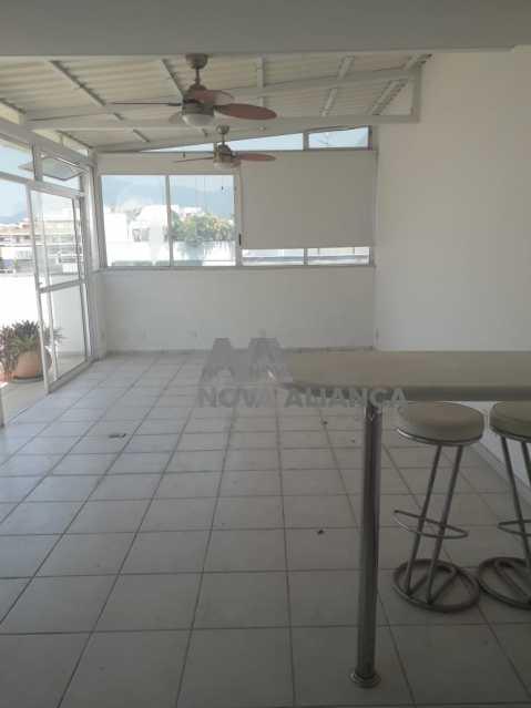 HHHJJJ - Cobertura à venda Rua Professor Saldanha,Lagoa, Rio de Janeiro - R$ 2.580.000 - NBCO30159 - 5