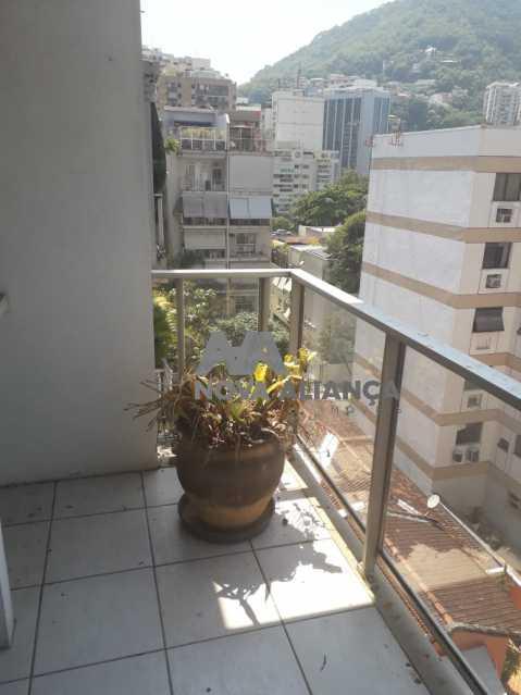 sfss - Cobertura à venda Rua Professor Saldanha,Lagoa, Rio de Janeiro - R$ 2.580.000 - NBCO30159 - 25