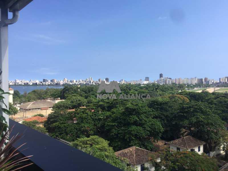 c25bd705-a594-4d2f-af5d-74d19d - Sala Comercial 135m² à venda Rua General Garzon,Lagoa, Rio de Janeiro - R$ 1.400.000 - NBSL00178 - 11